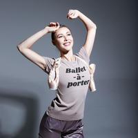 [Ballet Maniacs] T-shirt Ballet-à-porter by Kristina Kretova