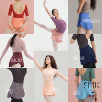 [S M K] ECONYL® BALLET SKIRT New Colour (BALSK01)