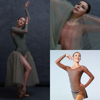 [Ballet Maniacs] Dream leotard by Kristina Kretova 2.0!