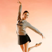 [Ballet Maniacs] Sweatshirt Ballet-à-porter by Kristina Kretova