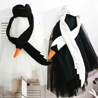 [Ballet Maniacs] Black Swan Scarf