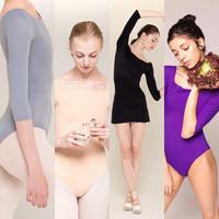 [Zi dancewear] 2 Sleeves leotard + New Colour!