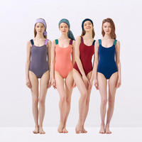 [S M K] ECONYL® SWIMSUIT (LEOTARD)