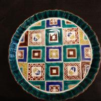 丸皿(石畳6.5G)