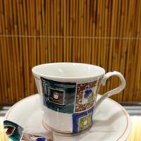 カップ&ソーサー(石畳)