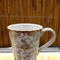 マグカップ(白粒鉄仙)