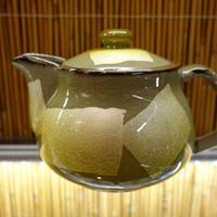 ポット(銀彩黄)