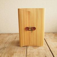 Albero 100 ブックカバー四六判(柾目)