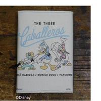 DCR-012文庫本ブックカバー THE THREE
