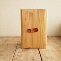 Albero100 ブックカバー四六判(板目)