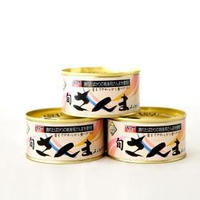 木の屋の缶詰 さんま味噌甘辛煮 6缶セット