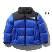 【The North Face】 Nuptse Jacket  KIDS(ヌプシジャケットキッズ)TNFブルー(TB) NDJ91863 150