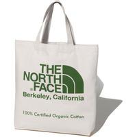 【The North Face/ノースフェイス】TNF Organic Cotton Tote (コットントート)NM82041 GG/K/W/ZG