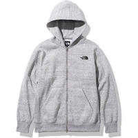 【The North Face】Square Logo  FullZip  (スクエアロゴフルジップ)Z(MIX GREY) NT62038(メンズ)