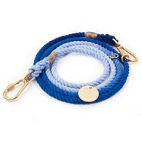 【Found My Animal /ファウンドマイアニマル】OMBRE DOG LEASH    (オンブレドッグリード)Latty Blue ラッティーブルー