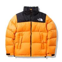 【The North Face】Nuptse Jacket  (ヌプシジャケット)サミットゴールド(SG) ND91841