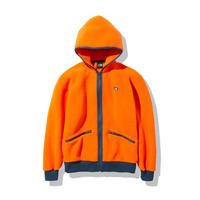 【The North Face】ARMADILLA FullZip Hoodie (アルマディラフルジップフーディ)ヘリテージオレンジ(HO)) NA71931