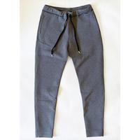 【Bed&Breakfast】【quan別注】double air sweat pants (ダブルエアースウェットパンツ)BLACKMIX