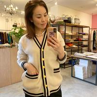 【Traditional Wetherwear/トラディッショナルウェザーウエア】knit cardigan