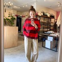 【Traditional Wetherwear/トラディッショナルウェザーウエア】BACK GATHERED TAPERD PANTS (バックギャザードテーパードパンツパンツ)Beige
