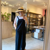【CLOCHE クロシェ】linen onepiece  (リネンワンピース)