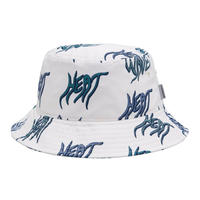 【Carhartt WIP /カーハートウィップ】HEAT WAVE BUCKET HAT - Heat Wave Print, Wax
