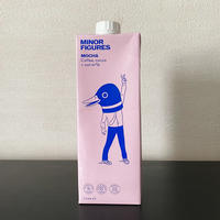 【Minor figures/マイナーフィギュアズ】 Organic Oat Milk MOCHA 1L
