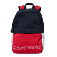 【Carhartt WIP /カーハートウィップ】Terrace Backpack  (テラスバックパック)I026-188 Cardinal/DarkNavy/White