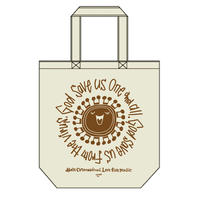 "HAJIME ANZAI""God Save us One and all. God save us from the virus.""Tote(LIMITED)"