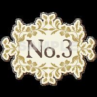 【POP素材】No.3(お花フレーム)