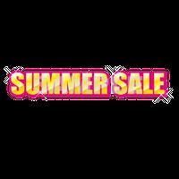 【POP素材】SUMMER SALE