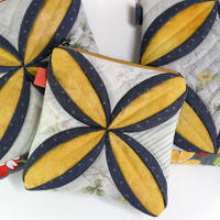 ヤマボウシのポーチ Kousa Dogwood pouche