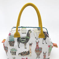 アルパカのバッグ