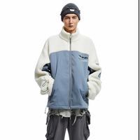 Patchwork cashmere jacket/TGNS