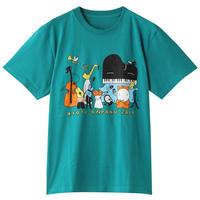京都音楽博覧会2019オフィシャルTシャツ(グリーン)