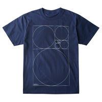 くるりライブツアー「線」Official T-Shirt(インディゴ)