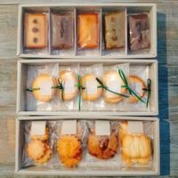 お中元・夏のおくりものに。焼き菓子アソート
