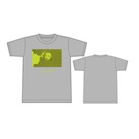 Rの異常な愛情Tシャツ【GRAY】