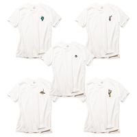 新R25 オリジナルキャラクターTシャツ  [全種類 5枚セット]