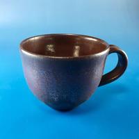 【M016】ショコラ色のマグカップ(うさぎ印)