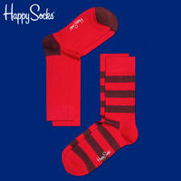 Happy Socks〈ハッピーソックス〉/ 靴下 2足セット【sa02405】