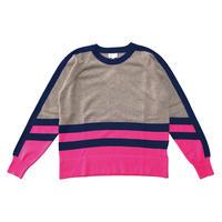 【SALE】MASKA〈マスカ〉/ カシミヤセーター【ORA】
