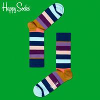 Happy Socks〈ハッピーソックス〉/ 靴下 ストライプ【sa12003】