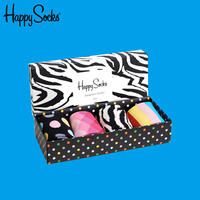 Happy Socks〈ハッピーソックス〉/ 4足ボックスセット【XZE09-102】