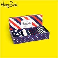 Happy Socks〈ハッピーソックス〉/ 4足ボックスセット【XSA09-405-7AW】