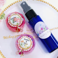 【完売】Honey&Roseフェロモン練り香水&縁切りミストのセット