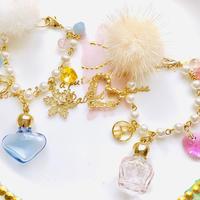 「ピンク&ブルー」の12星座フェロモン香水セット♪