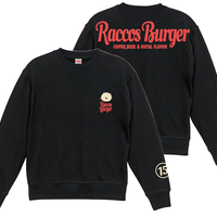 RACCOS BURGER 15thスウェット【受注生産】