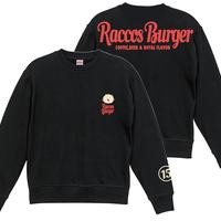 RACCOS BURGER 15thスウェット【受注生産】※再販売