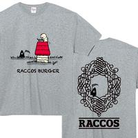 犬小屋の上の猫 Tシャツ【受注販売】